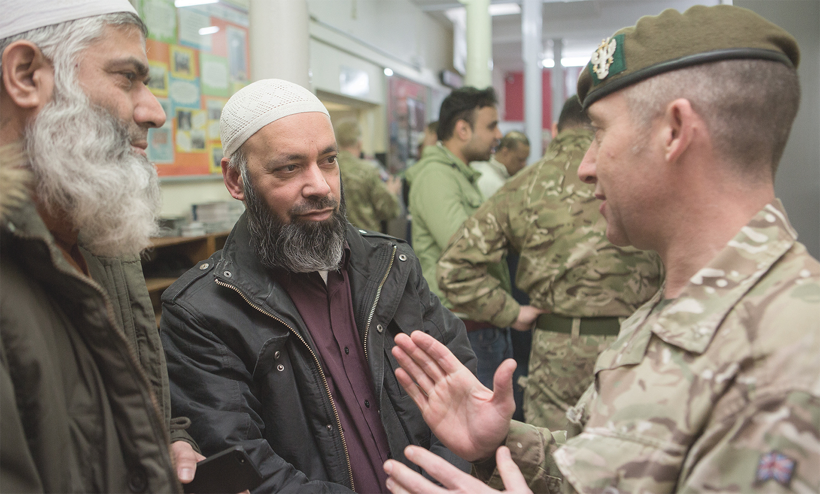 Home page - Armed Forces Muslim Association